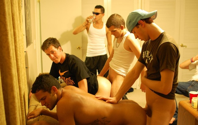 college dudes pays the rent